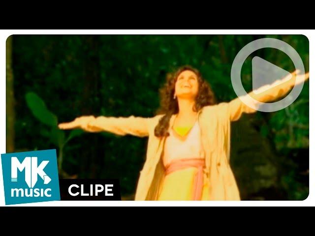 Diante da Cruz - Aline Barros (Clipe Oficial MK Music)