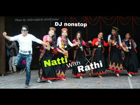 DJ Nonstop  Natti with Rathi  by king of Natti Thakur Dass Rathi [Subscribe  Channel for New Songs