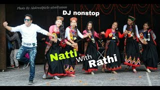 DJ Nonstop |Natti with Rathi| by king of Natti Thakur Dass Rathi [Subscribe  Channel for New Songs