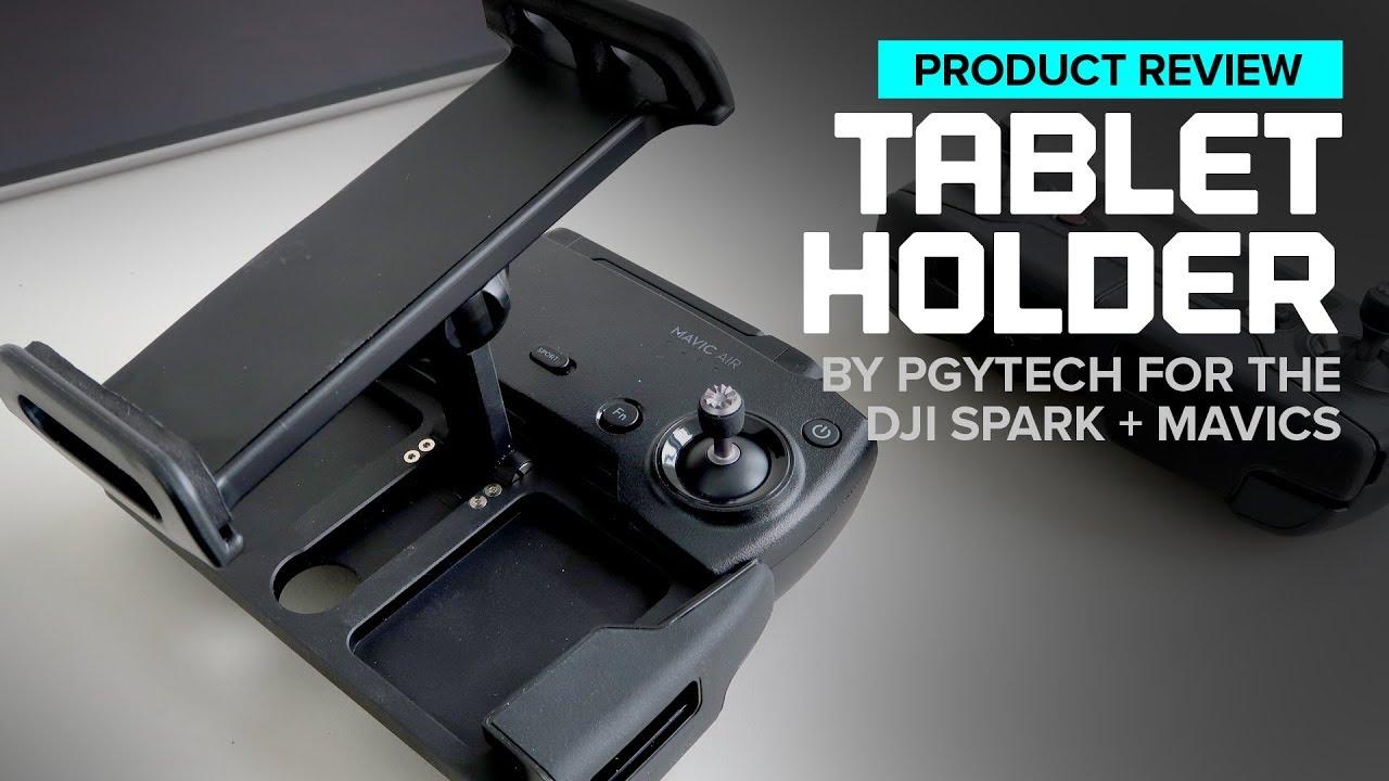 Tablet Holder For The Dji Spark Mavic Pro And Mavic Air