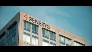 Genesys Launches New Brand Identity