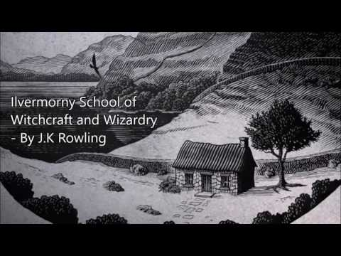 Ilvermorny School of Witchcraft and Wizardry - Audiobook