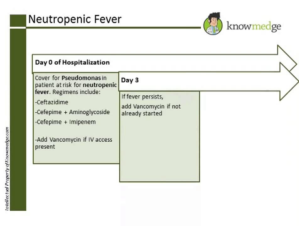 Internal Medicine ABIM Board Exam Review Question: Neutropenic Fever