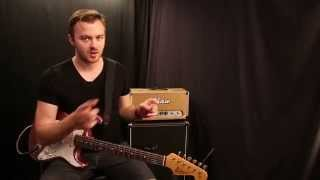 Joe Robinson Shaw Audio Fulltilt 30 Amp Demo