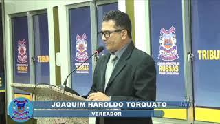 Haroldo Torquato pronunciamento 04 12 2018