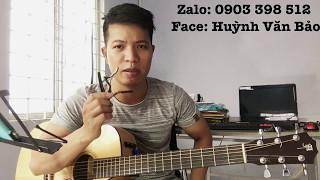 [ Guitar đệm hát bài 5] Cách dùng capo trong guitar
