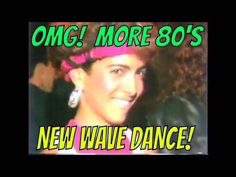 Totally 80's New Wave Dance! | Weird 80' Dance Moves! | MTV Era | Vol. 7
