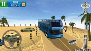 Bus Unlocked: Parking Island Simulator 2018: Mountain Road - Android GamePlay FHD