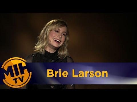 Brie Larson Free Fire Interview