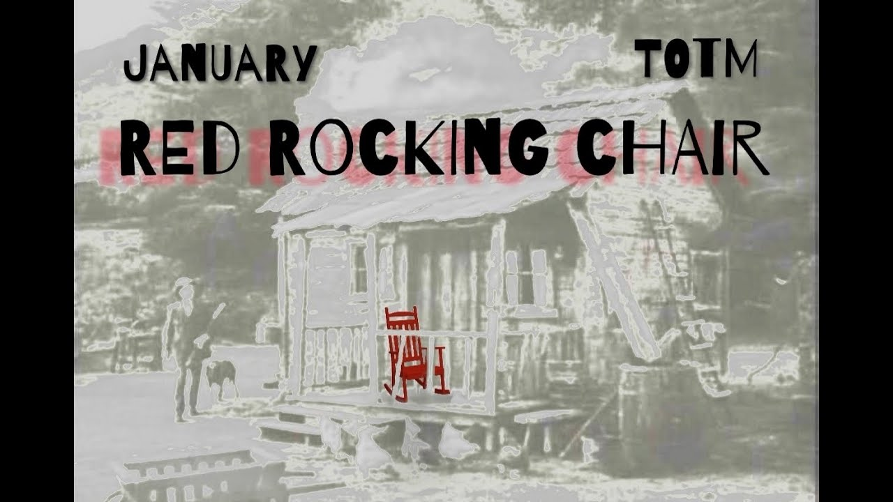 Red Rocking Chair tabtorial