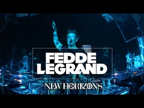 FEDDE LE GRAND - FULL SET @ NEW HORIZONS Pre-Party Bootshaus 2018