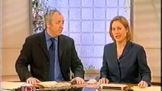 BBC Breakfast - Hand to regions - 2002