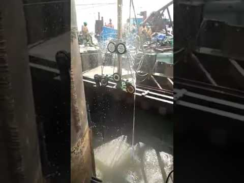 Subsea Diamond Wire Saw /  Underwater Cutting Solutions / Padma Bridge (Steel + Concrete Demolition)
