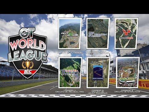 II GT World League   PRESENTACIÓN DE NUEVA TEMPORADA   GRAN TURISMO SPORT thumbnail