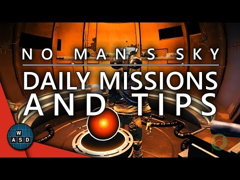 No Man's Sky Daily Missions & Tips | GAMES