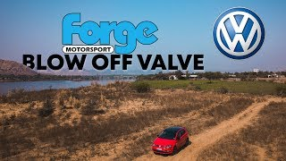 Forge BOV installation for Volkswagen Polo GT 1.2 TSI
