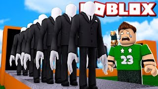OUR OWN SLENDERMAN MANUFACTURED at ROBLOX!!