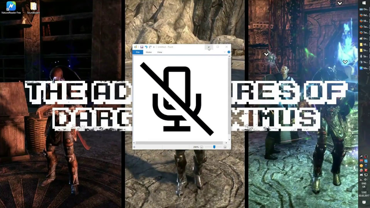 [MMO][ESO][Guide] No microphone voice communication for TeamSpeak/Discord