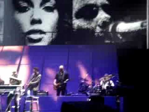 Alicia Keys in Boston LIVE 06/11/08 A...