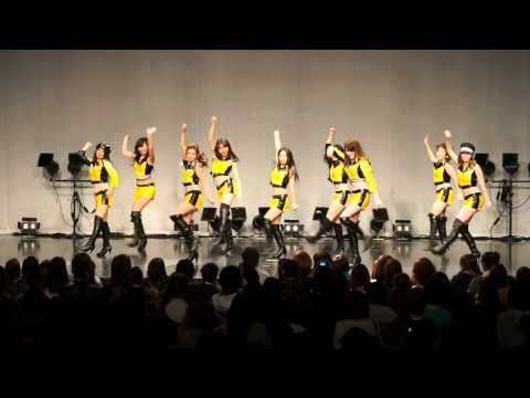 SNSD - Mr.Taxi dance cover by BABY☆STAR (Mar.25,2012)
