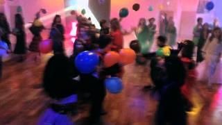 Vidéo de l'Atelier Danse de Seb et Sandra à Mâcon : Halloween