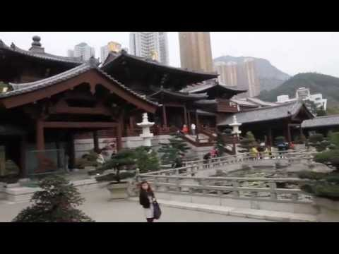 Chi Lin Nunnery Hong Kong / Женский Монастырь Чи-Лин (Гонконг)