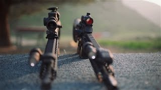 AR15 Trijicon TR24 1-4x Rifle Scope