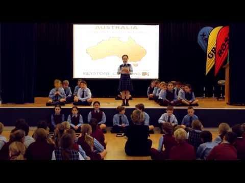 'AUSTRALIA' ~ Curriculum Song