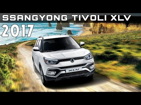 2017 SsangYong Tivoli XLV Review Rendered Price Specs Release Date