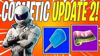 STW Cosmetic Blog Update Two! Weapon Wrap & Pickaxe Locker News | Fortnite Save The World