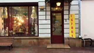 Москва, Арбат 31.12.2014. Скупка на Арбате.(, 2015-02-04T07:11:29.000Z)