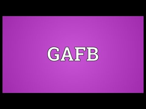 GAFB Meaning