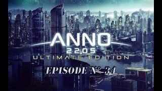 Gameplay FR ANNO 2205 par Néo 2 0   Episode 34