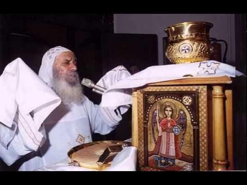 القداس الغريغورى -  القمص فلتاؤس السريانى