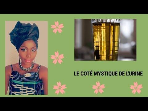 LE COTÉ MYSTIQUE DE L'URINE \FLEUR DE LOTUS \****