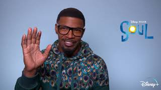 Soul - Itw Jamie Foxx (official Video)