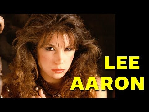 Lee Aaron  Barely Holding On  Power Rock Vocals