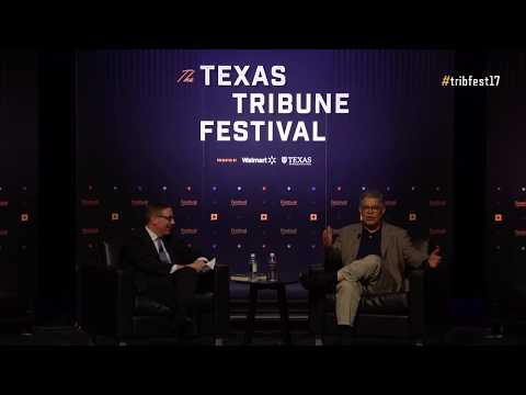The Texas Tribune Festival 2017: One on One with Al Franken
