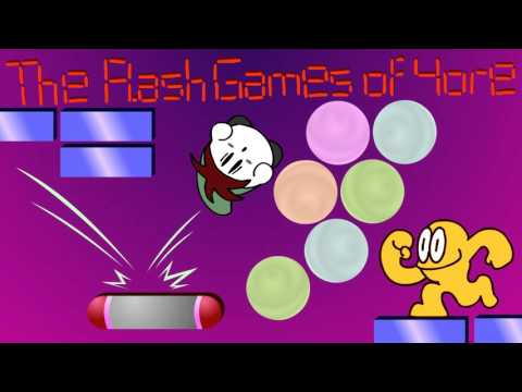 The Flash Games of Yore + ANNOUNCEMENT - Kirblog 1/19/16