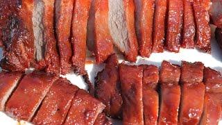 Porc laqué CHAR SIU 叉燒  - Cooking With Morgane