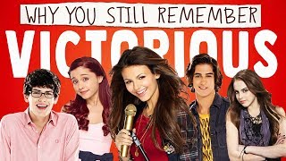 The Strange Reasons You Probably Still Remember Victorious So Well