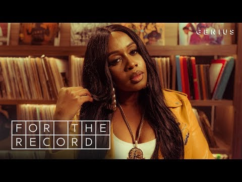 Remy Ma Discusses Working With Big Pun & Her Upcoming Album '7 Winters, 6 Summers' | For The Record