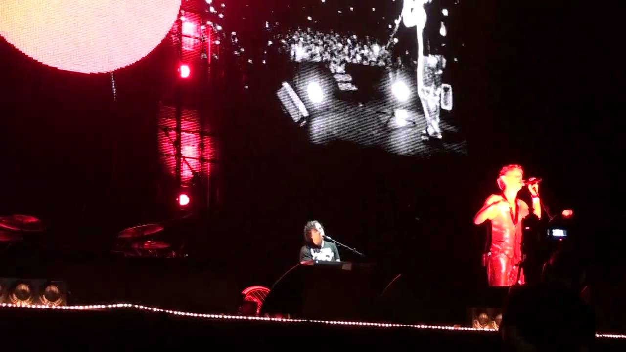 depeche mode question of lust mexico city foro sol hd. Black Bedroom Furniture Sets. Home Design Ideas