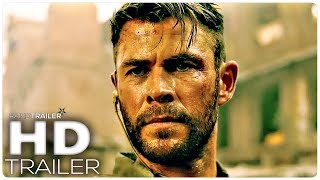 EXTRACTION Official Trailer (2020) Chris Hemsworth, David Harbour Movie HD