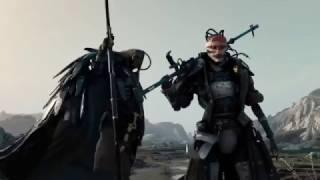 Роботы короткометражный фильм 2016