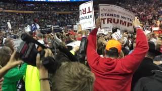 Donald Trump Rally in Buffalo, NY highlights