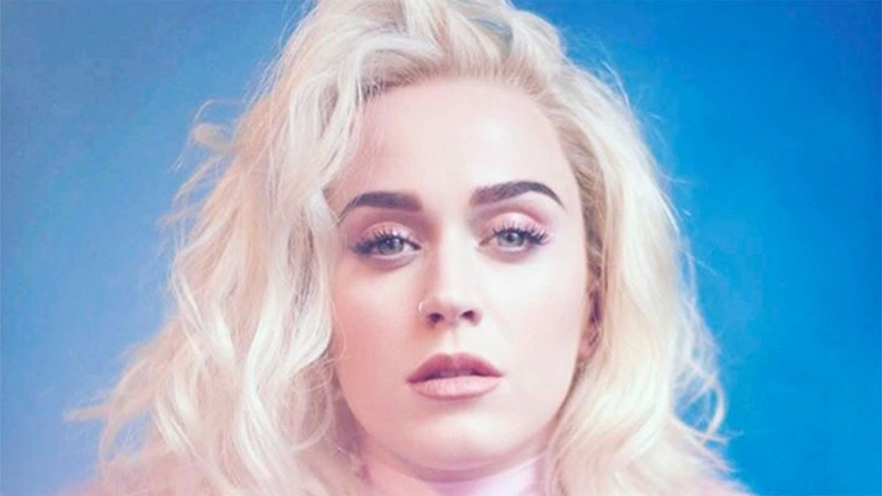 Katy Perry With Blonde Hair