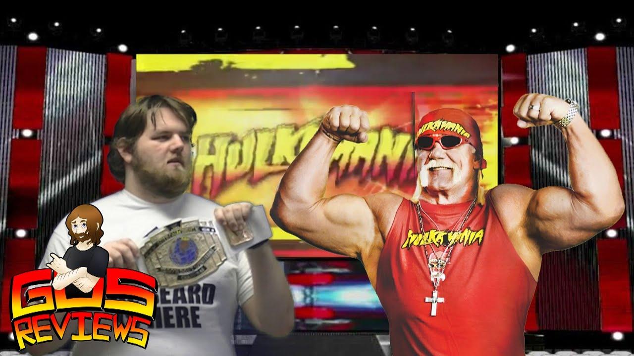 Gus Reviews Hulk Hogans Main Event YouTube – Hulk Hogan Birthday Card