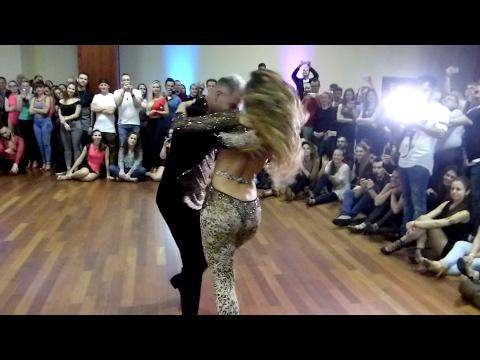 Daniel & Desirée Bachata Show in Budapest, Hungary 2017
