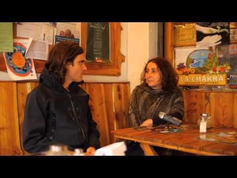 Comida Organica en Santiago de Chile, Restaurant La Chakra